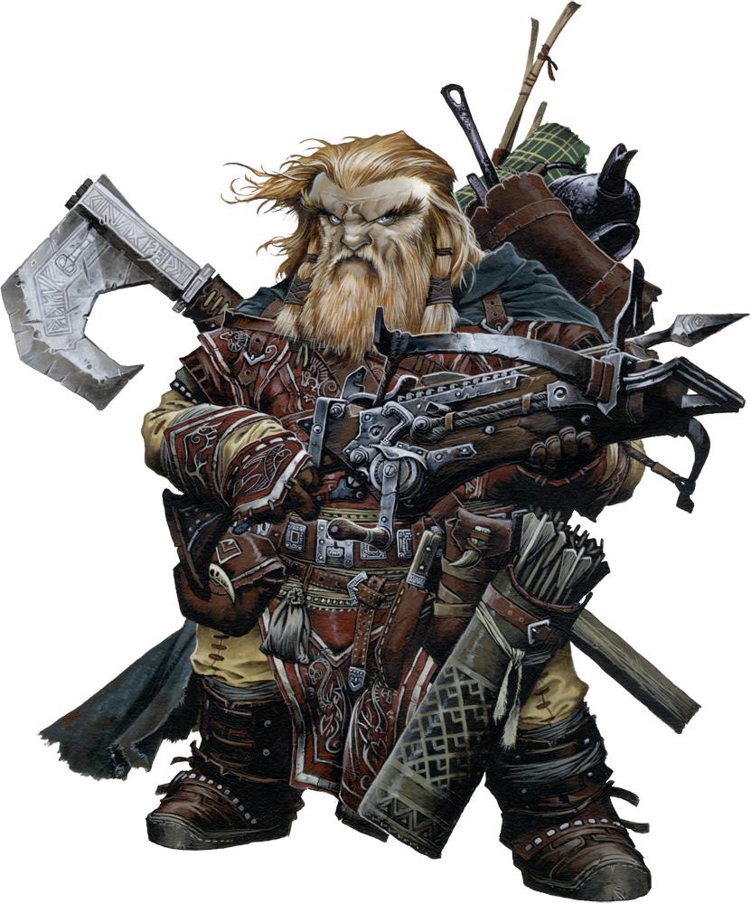 Ranger - Harsk