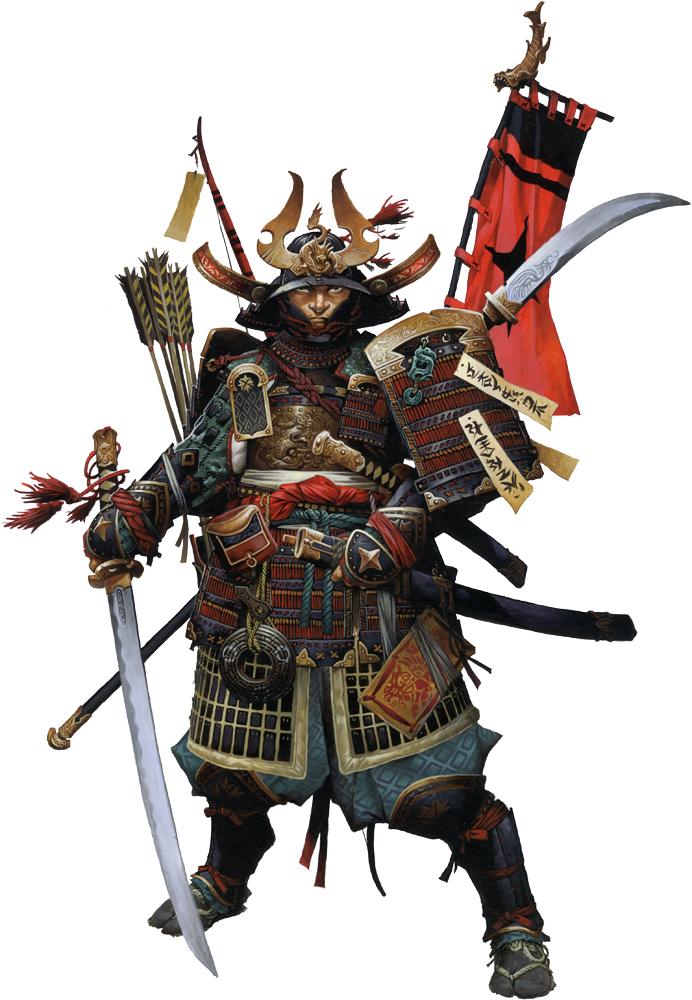 Samurai - Hayato