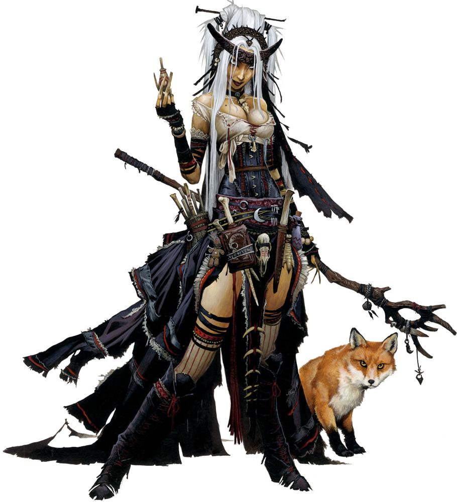 Witch - Feiya